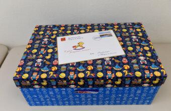 Больше 13 тысяч семей из Тверской области получили подарки для новорожденных