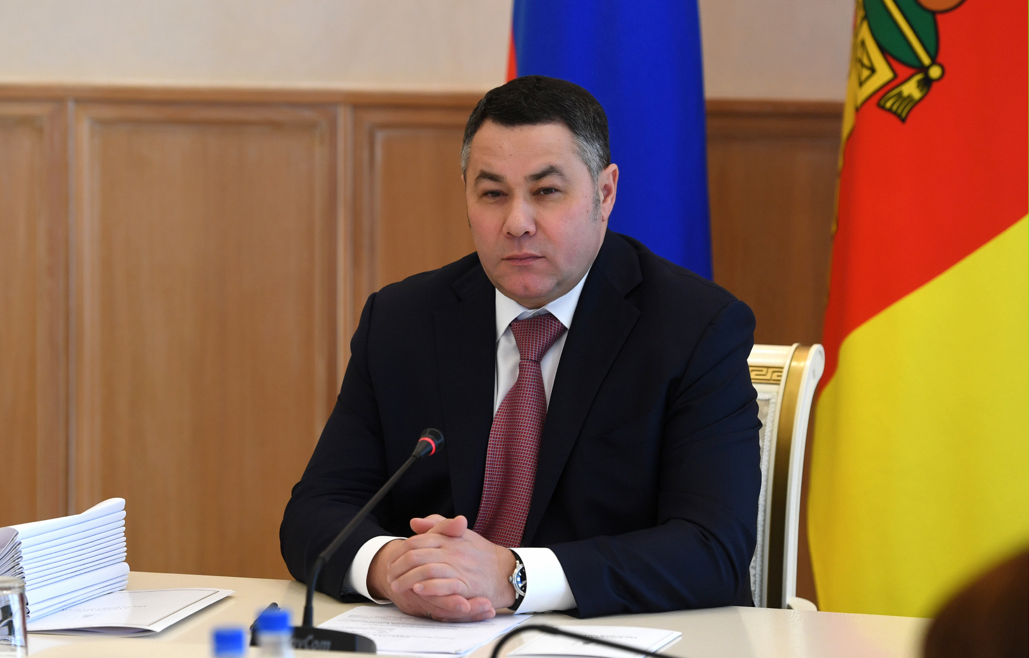 Губернатор поручил учитывать объекты газификации при актуализировании генеральных планов сельских поселений