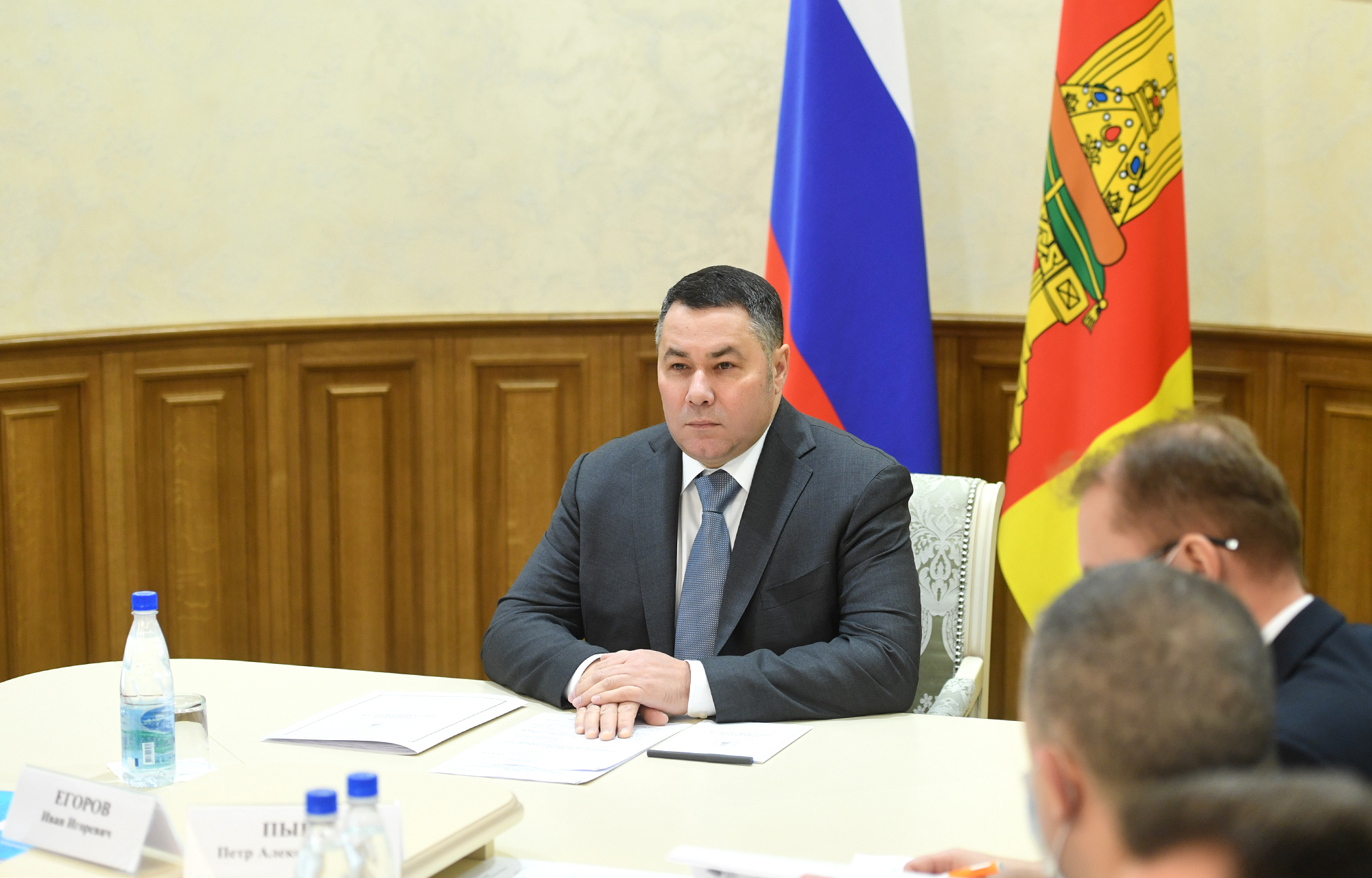На 55,4 гектар увеличился лесной фонд Тверской области