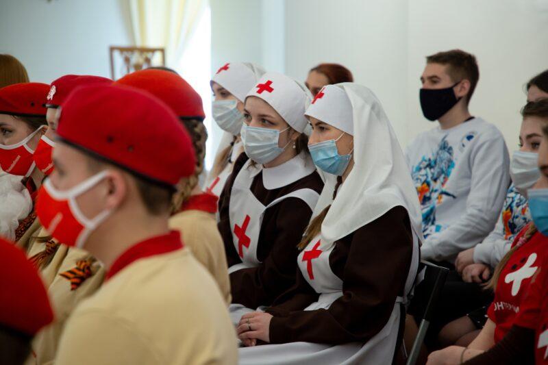 Тверские школьники и студенты пообщались со сверстниками из  Севастополя