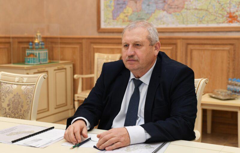 Николай Баранник: главное достижение – позитивное движение во всех сферах жизни муниципалитета