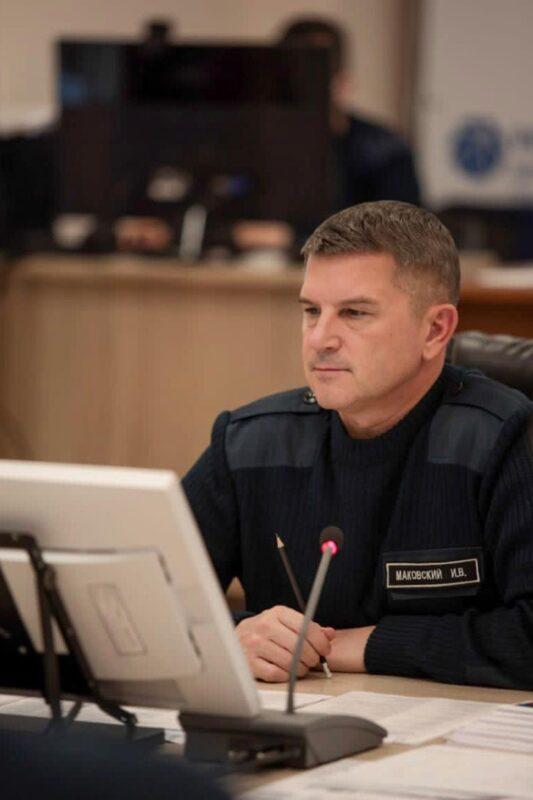 Игорь Маковский провел Штаб «Россети Центр» по повышению надёжности электросетей Тверской области