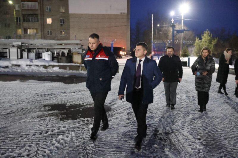 Генеральный директор «Россети Центр» посетил Тульскую область с рабочим визитом