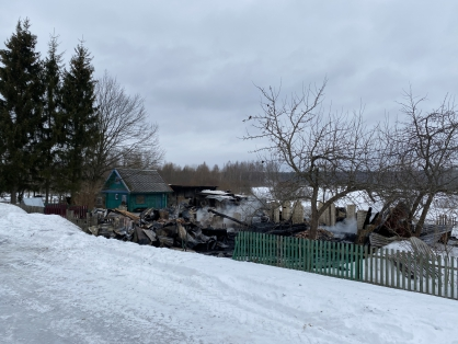 В деревне Рамешковского района выясняются причины гибели женщины 1941 года рождения