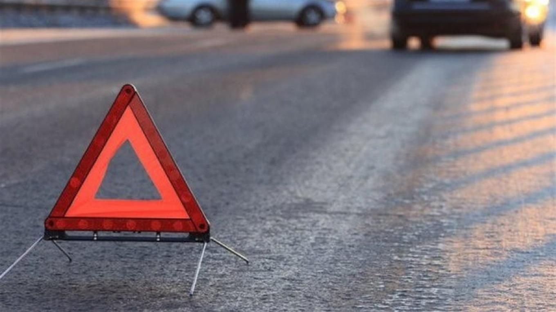 В Тверской области отечественный автомобиль врезался в столб