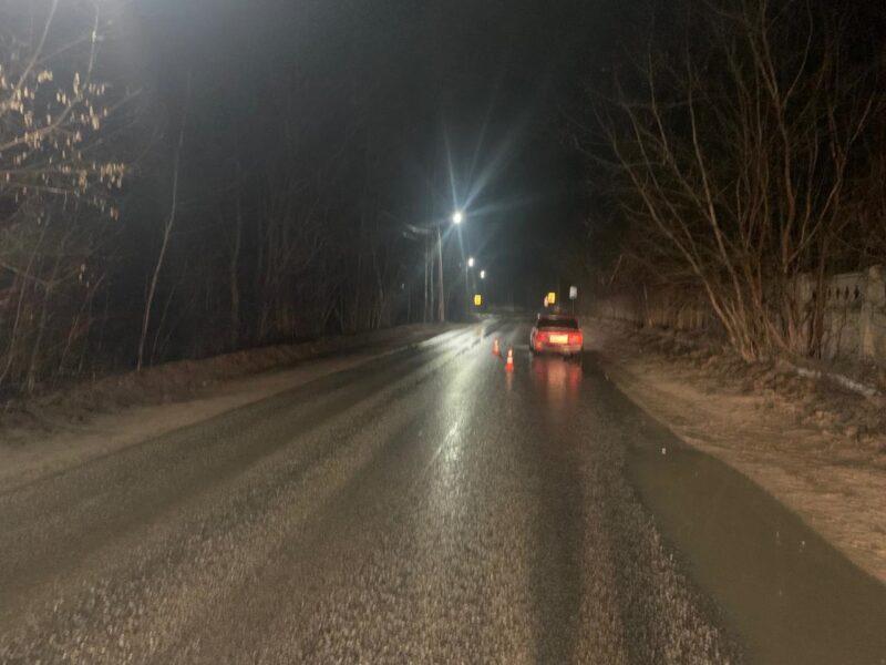 В Кимрах виновник ДТП скрылся с места происшествия