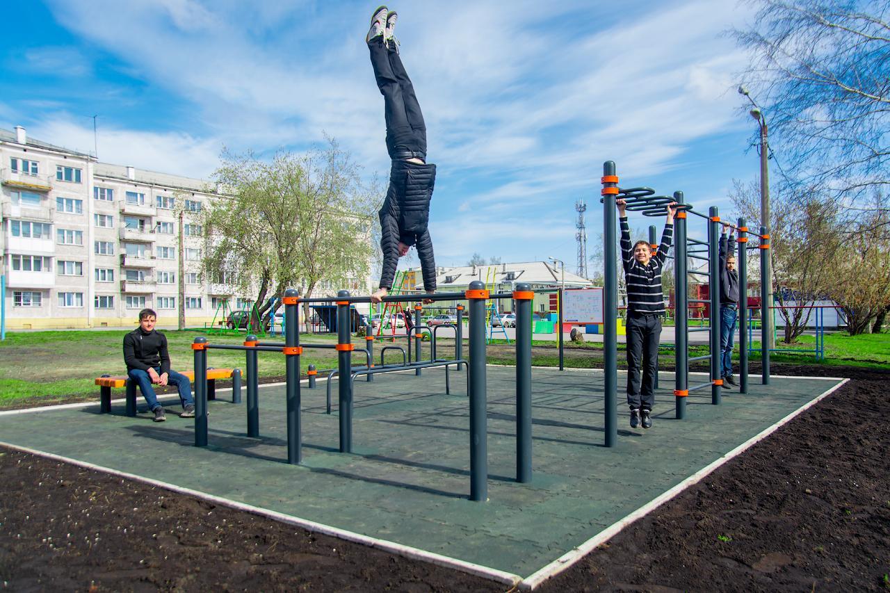 В Лихославле возведут спортивную площадку за 2.7 миллиона рублей