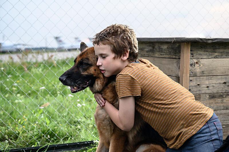 «Звёздная собака» напомнит жителям Тверской области о верности, дружбе и семейных ценностях