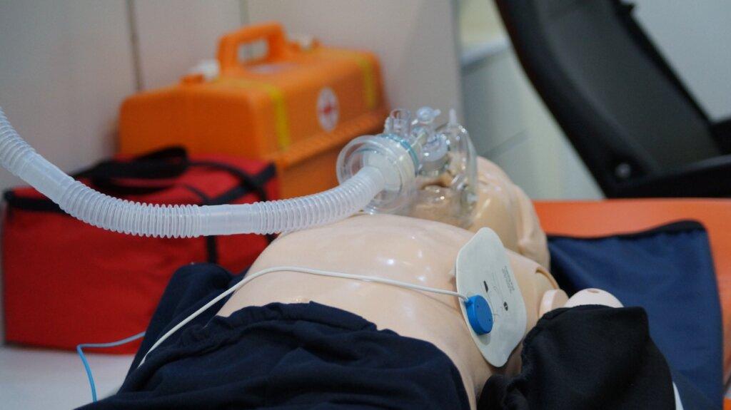 Для практики молодых медиков из тверских учебных заведений установили новые тренажёры