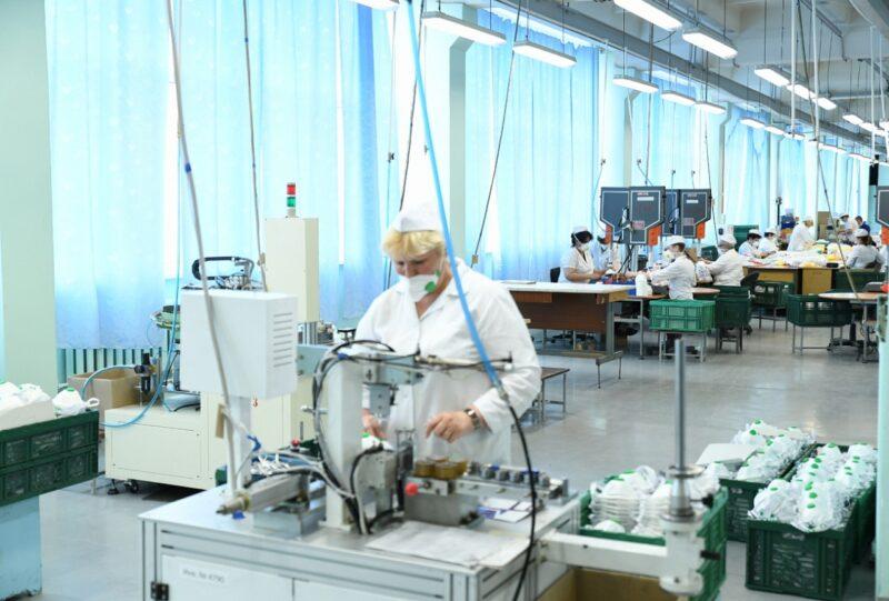 В Чехию поставят 50 тысяч респираторов, произведённых в Тверской области