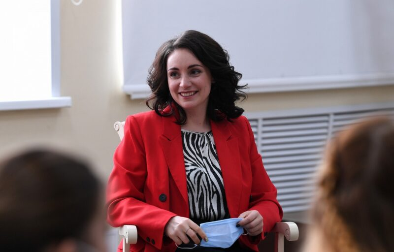 Юлия Саранова: Государство заинтересовано в усилении влияния общественных организаций