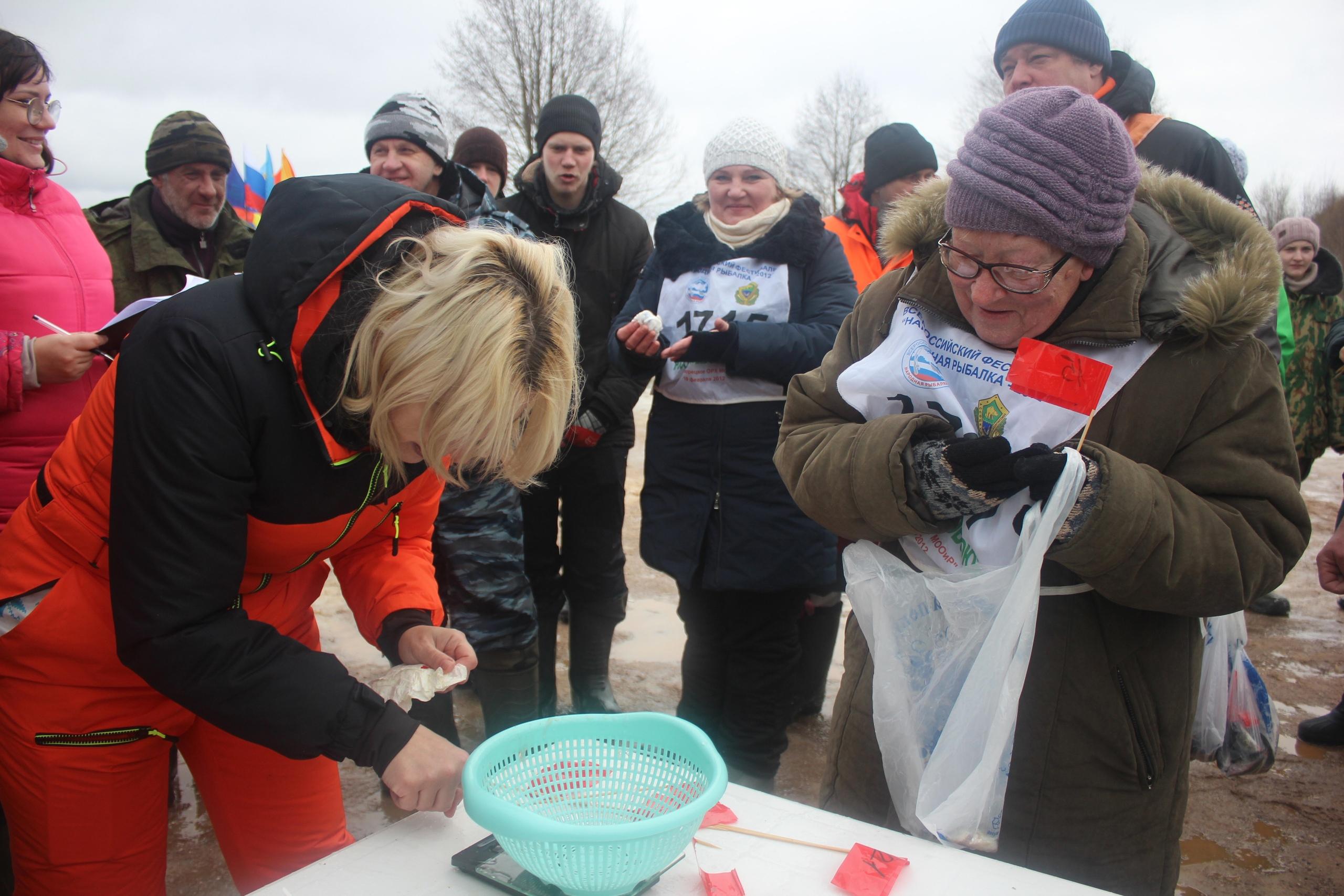 В Бологовском районе больше 36 спортсменов приняли участие в чемпионате по ловле рыбы