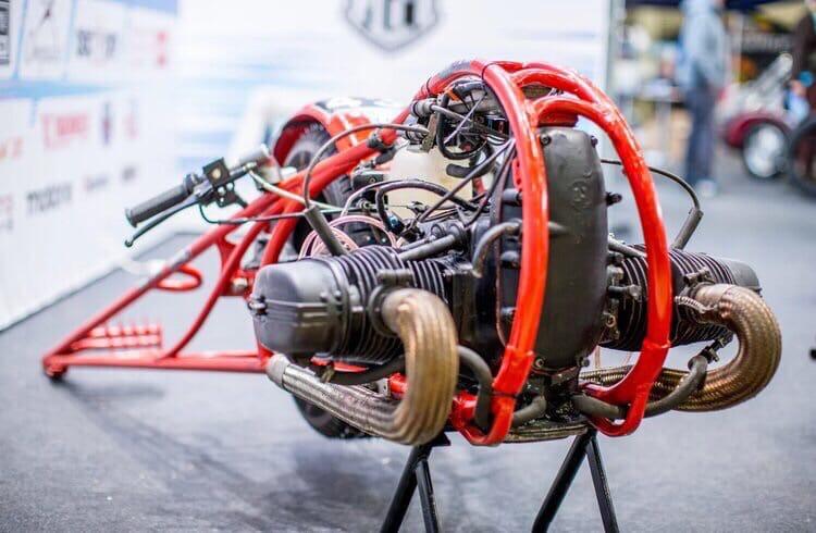 Тверские спортсмены представят гоночную технику на главной мотовыставке страны