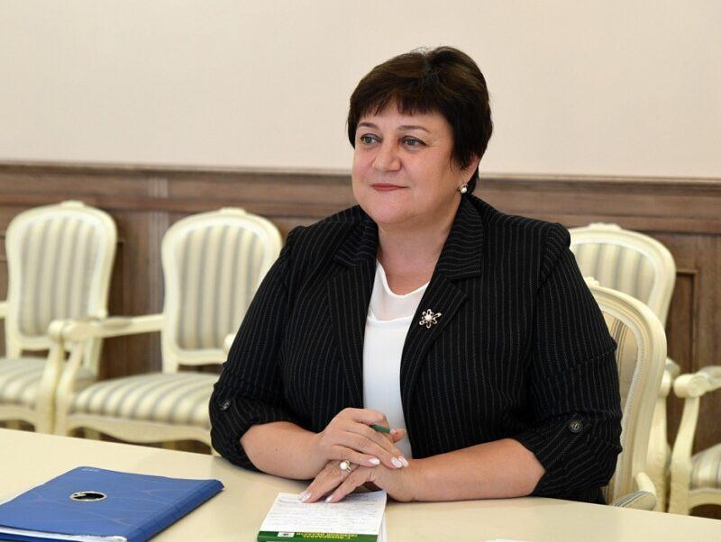 «Мы о таком и не мечтали»: Наталья Виноградова подвела итоги пятилетки Лихославльского района