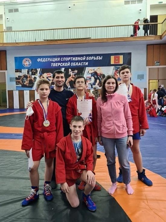 Вышневолоцкие спортсмены завоевали медали на областных соревнованиях по единоборству