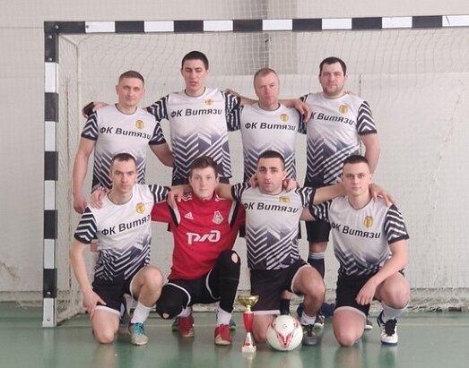 Бронзу на чемпионате Западнодвинского района по футболу заняли Оленинские футболисты