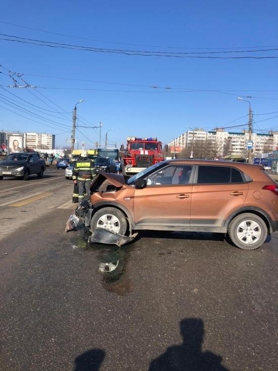 Из-за пьяной женщины-водителя пострадала 9-летняя девочка и две пассажирки