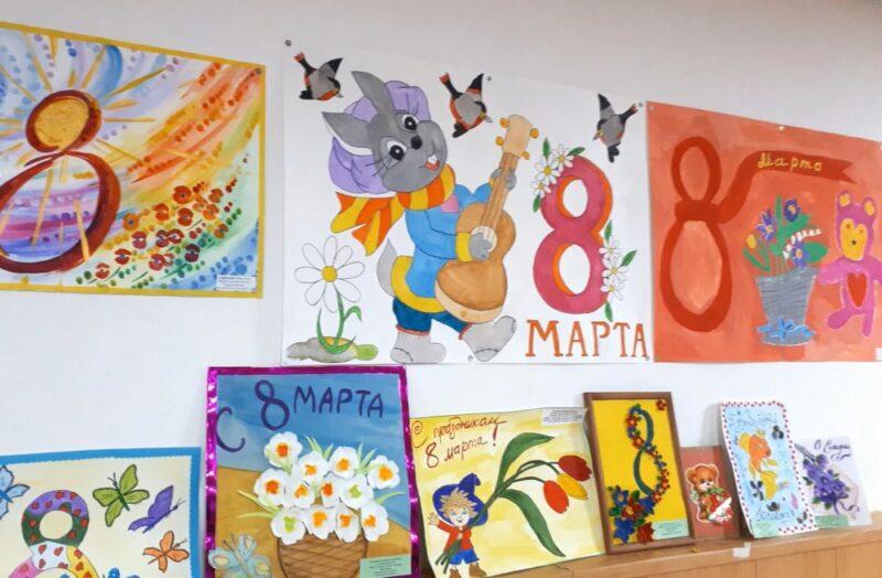 В администрации Конаково подвели итоги городского конкурса рисунков