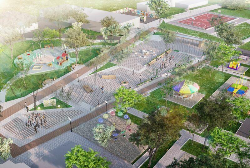 Игорь Руденя про важность проектов по благоустройству городской среды