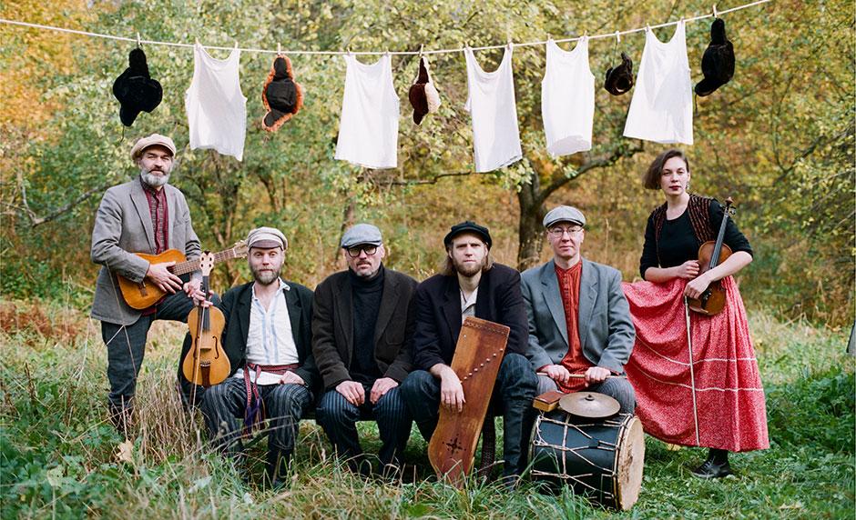 В Твери выступит музыкальная фолк-группа из Санкт-Петербурга