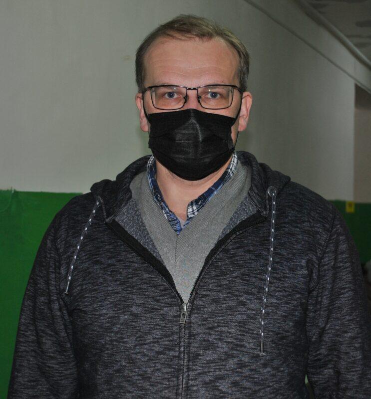 Алексей Буршаков: Считаю, что вакцинация мой верный выбор