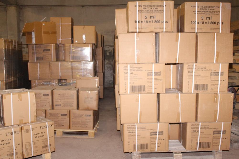 При досмотре грузов с продукцией растительного происхождения в Тверской области карантинных объектов не выявили
