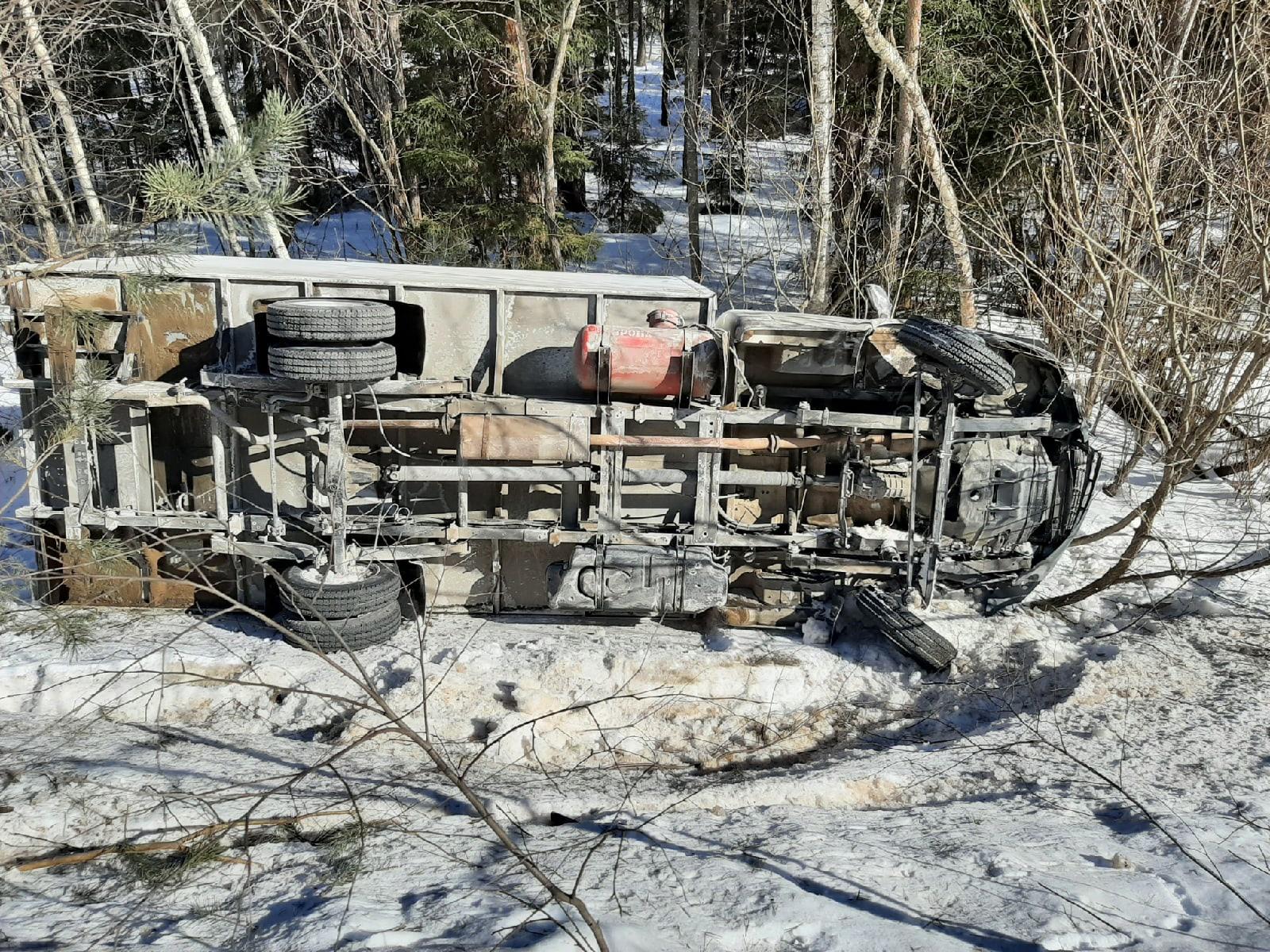 Прилег отдохнуть: в Тверской области нашли бесхозный фургон