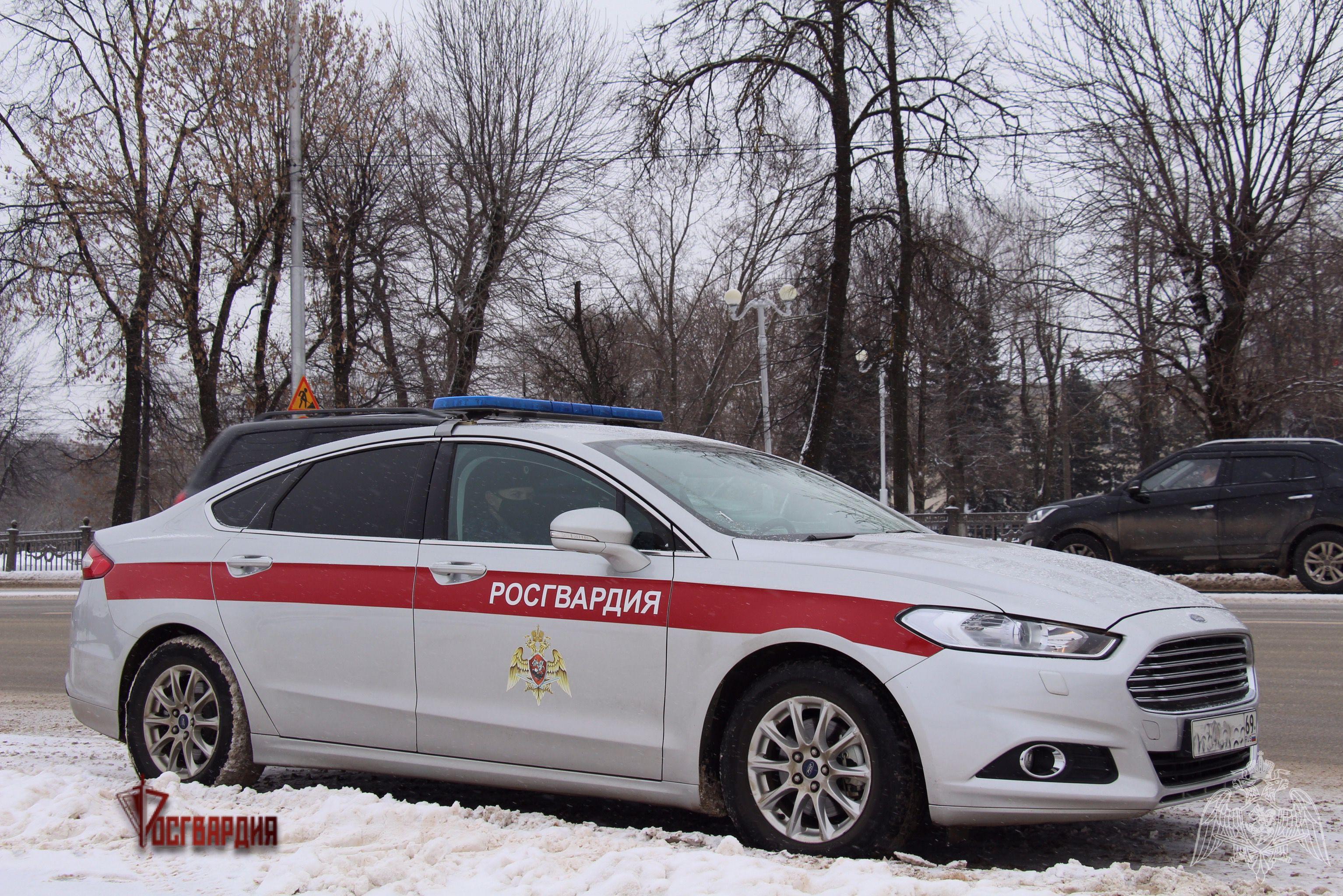 Сотрудники Росгвардии Тверской области подвели трудовые итоги за два месяца 2021 года
