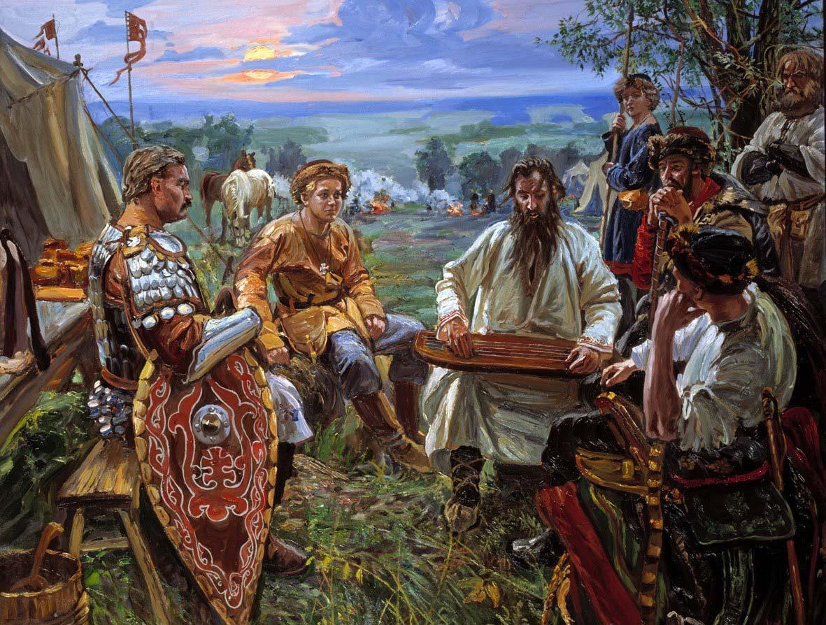 Маленьких и взрослых жителей Твери приглашают послушать народные песни