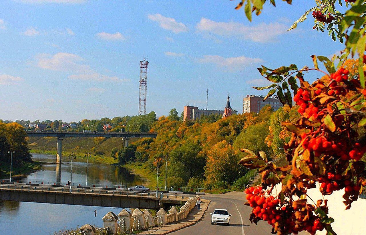 В 2021 году продолжится благоустройство Ржева и Ржевского района