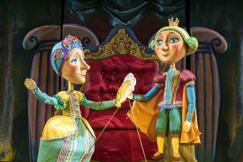 Тверской театр кукол покажет сказку о Принцессе и Свинопасе