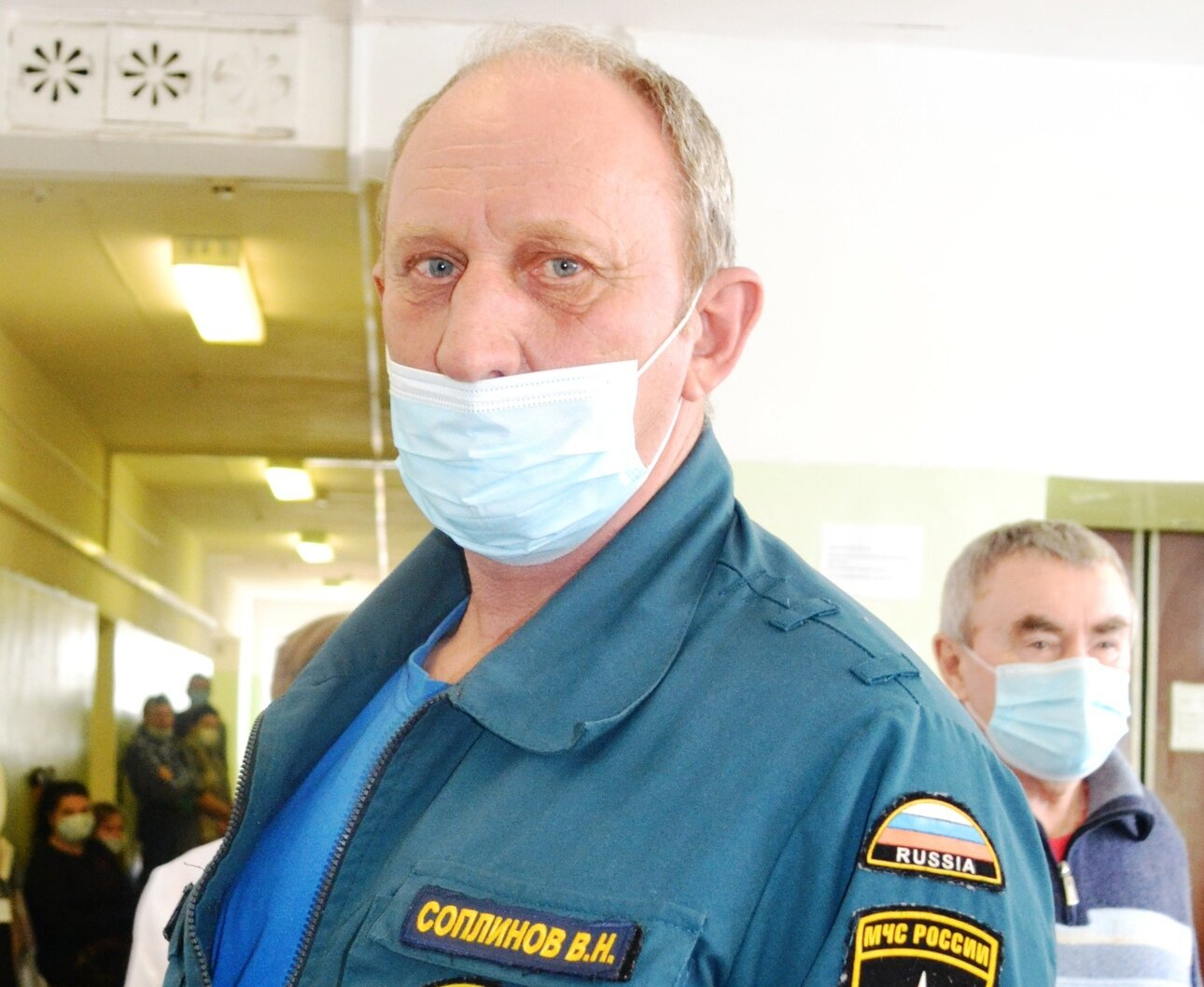 В Конаковской ЦРБ продолжается вакцинация от COVID-19