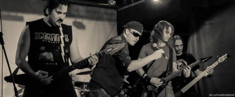 В Твери прозвучат хиты легендарных Scorpions от трибьют-группы Lovedrive