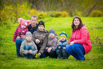 Екатерина Бельская: Сегодня быть многодетной семьей - это норма