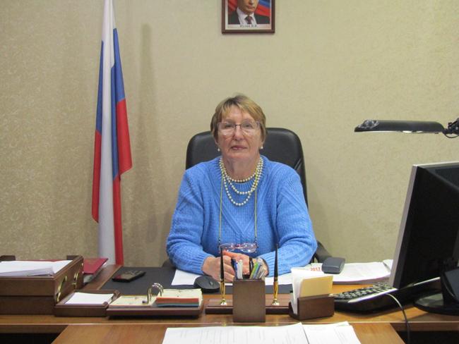 Ольга Старченкова: О ветеранах не забывают
