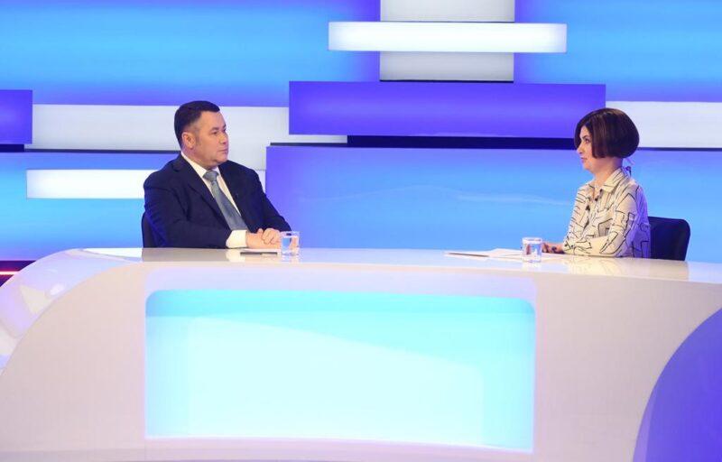 Игорь Руденя: Старшее поколение, те люди, на которых мы равняемся