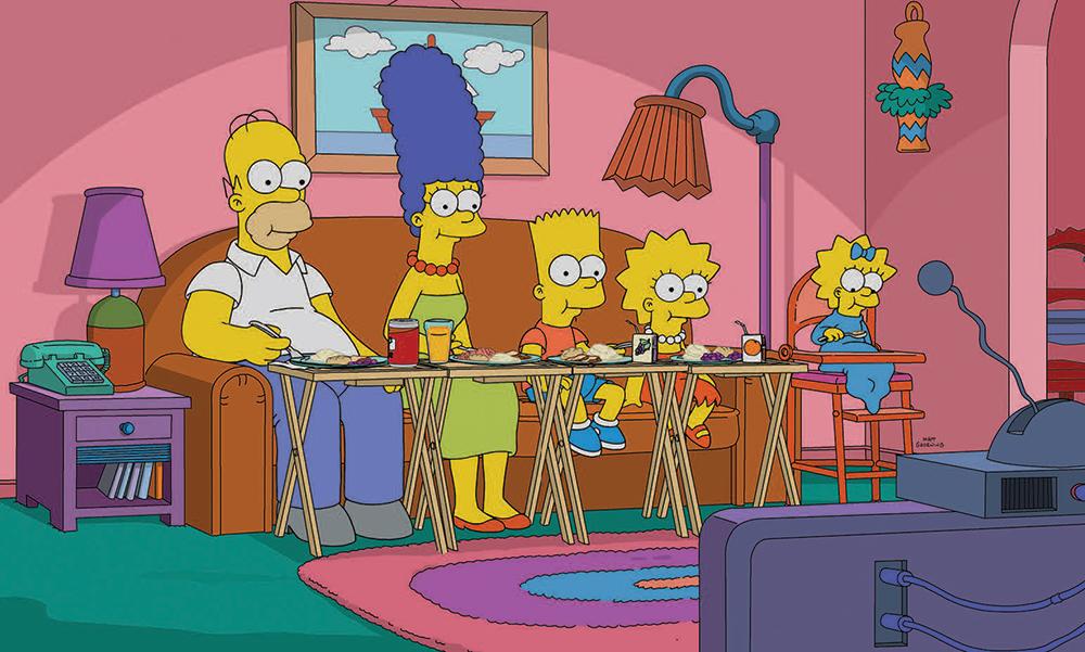 """Предсказания и фарс: как """"Симпсоны"""" стали отражением культуры"""