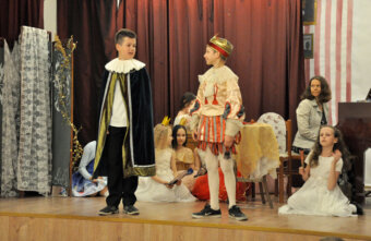 """В Твери покажут музыкальный концерт """"Танец принцессы"""""""