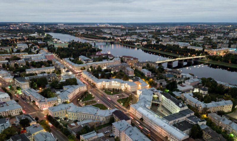 В 2021 году в Тверской области благоустроят еще 15 общественных территорий
