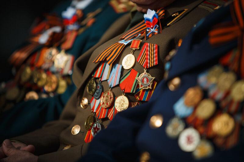 Любовь Сизова: Приятно, что о ветеранах не забывают