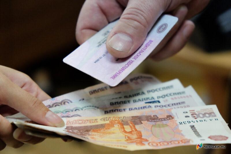 В Тверской области мужчина ездил с поддельными правами