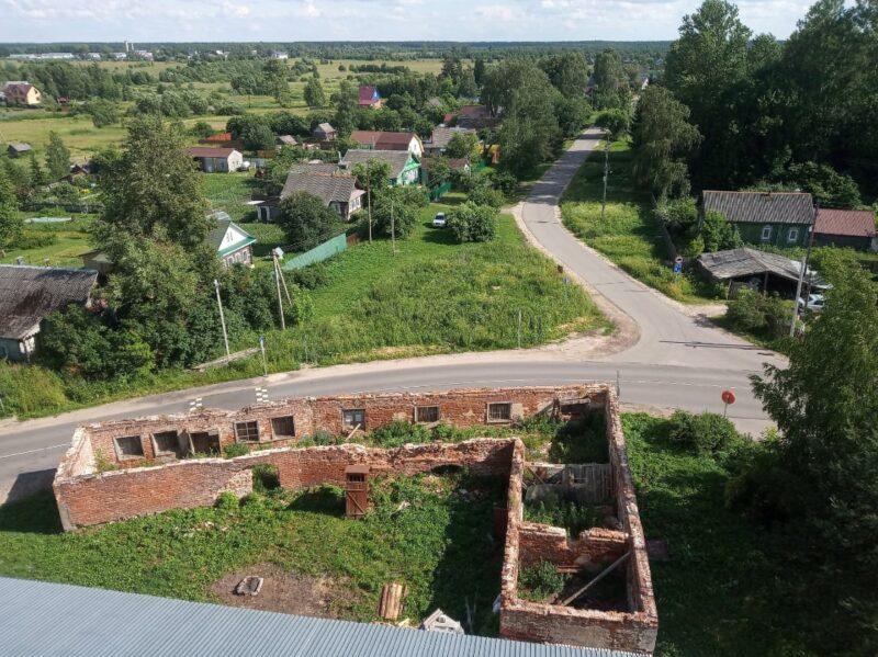 В Тверской области отреставрируют архитектурную постройку XIX века