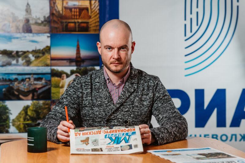 Игорь Докучаев: Приятно, что Тверская область начала звучать на федеральном уровне