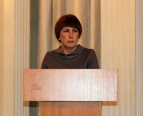 Светлана Калиткина: Мы можем развиваться при поддержке областного и федерального центров