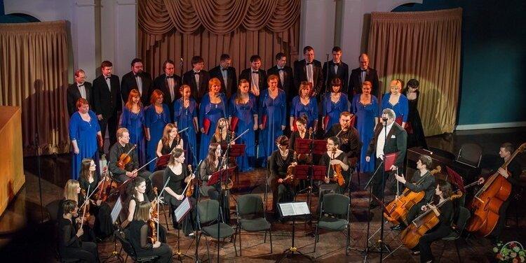 Тверская филармония приглашает на концерт хоровой музыки