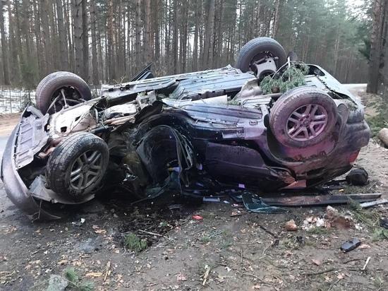 У виновницы аварии под Тверью не было водительских прав