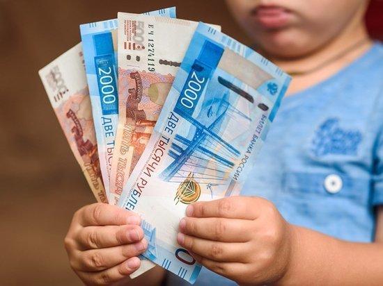 Мать не получала выплат на ребенка из-за ошибки в документах