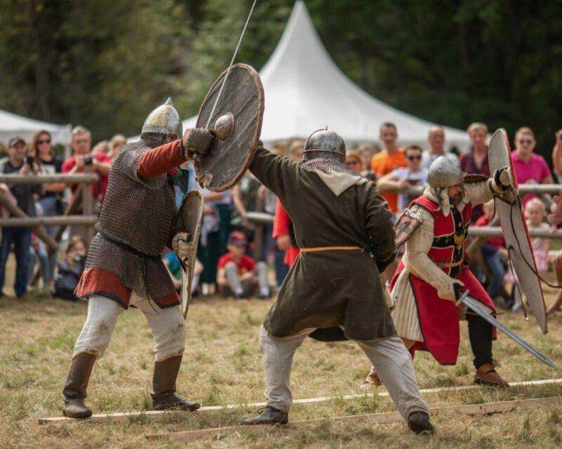 В Тверской области пройдёт фестиваль средневековой реконструкции «Новоторжский рубеж»