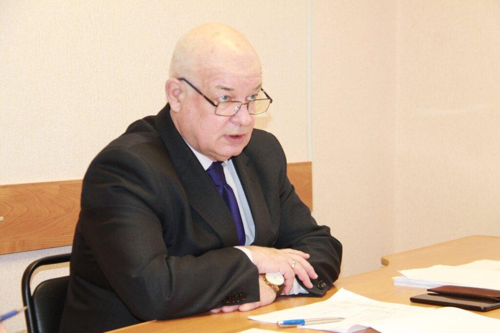 Личный прием граждан провел глава Нелидовского городского округа