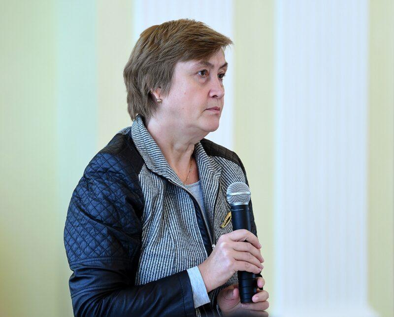 Галина Лапушинская: Количество проектов под федеральным субсидированием и есть показатель хороших отношений с федеральным центром